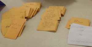 Seed Exchange Packets